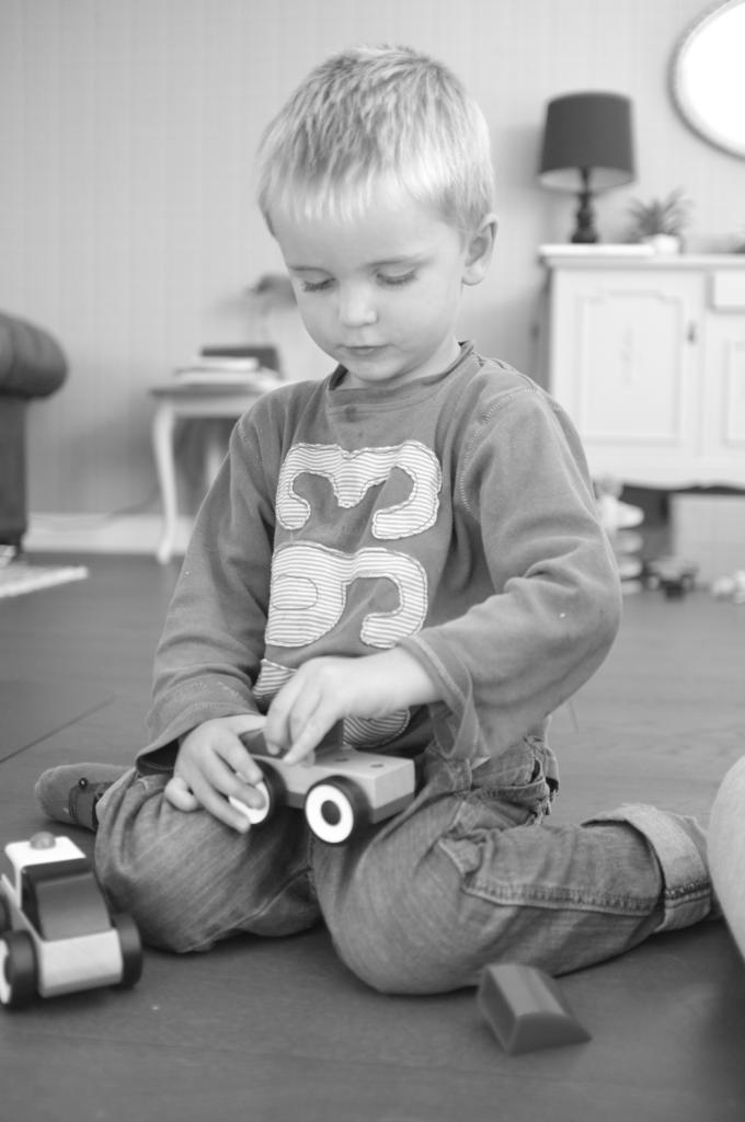 leksaksbilar från IKEA V