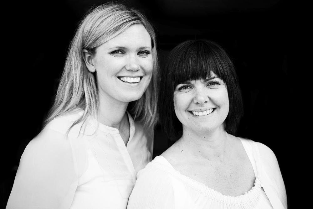 Profilbild Min syster och jag. Magdalena Åkesson och Viktoria Åkesson