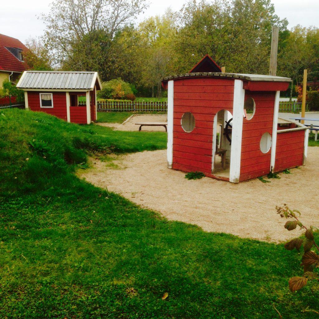 öppna förskolan Myllan i Visby