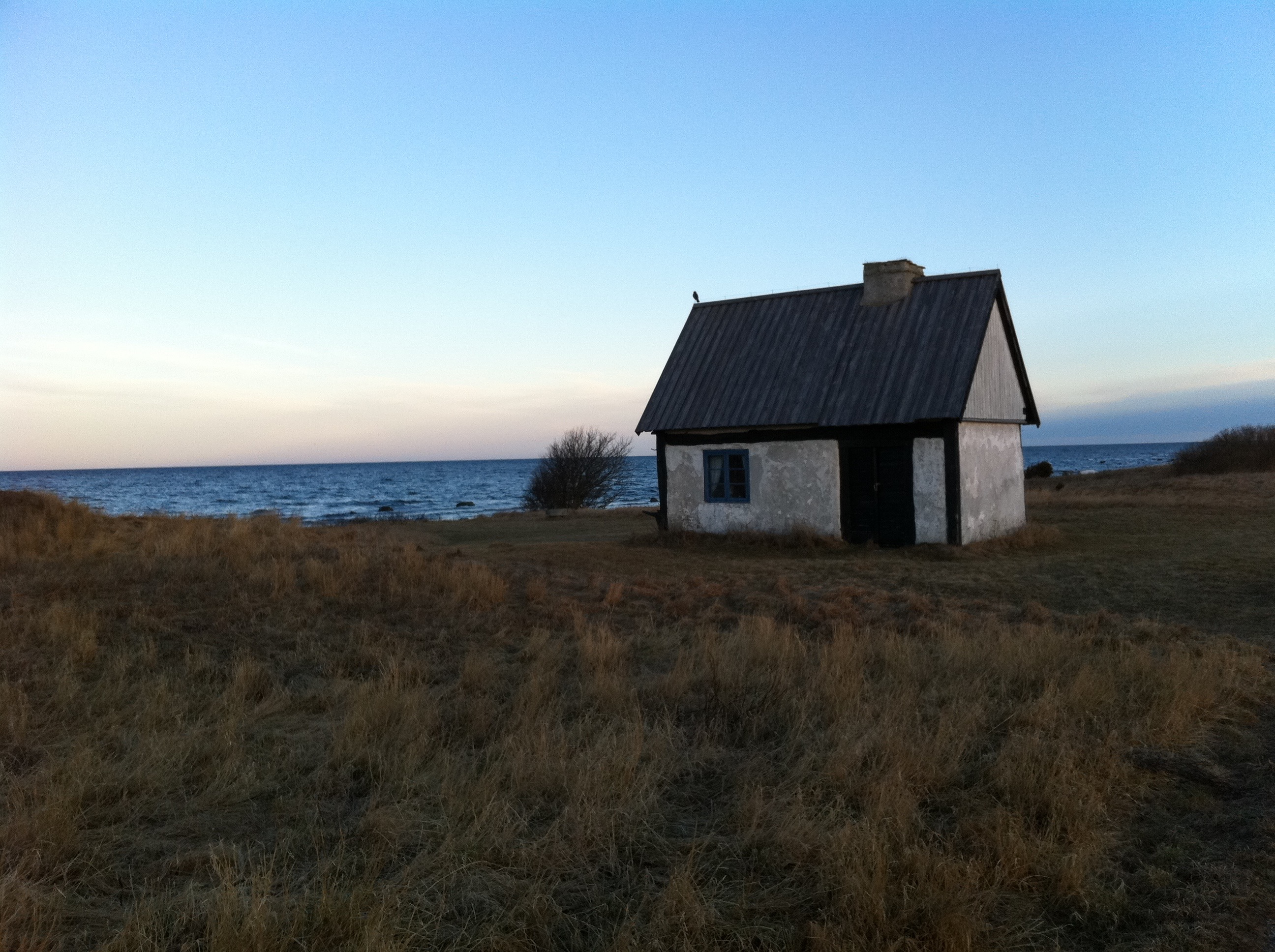 Höstlov på Gotland - Gnisvärd strand