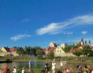 Höstlov på Gotland - Almedalen