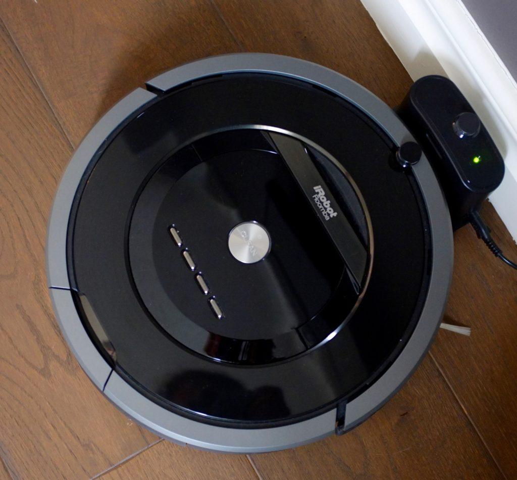 robotdammsugare Roomba