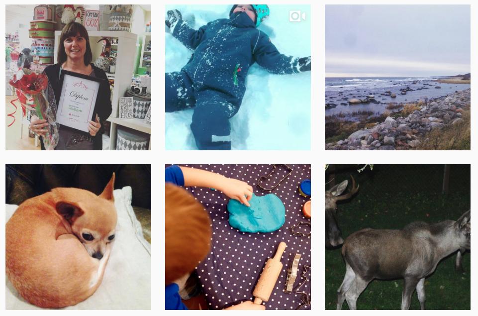 Följ minsysterochjag.se på instagram