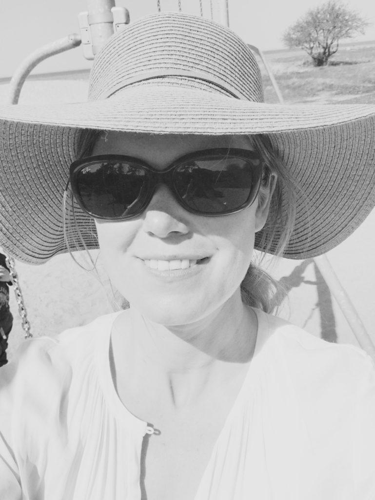 gravid i vecka 23 - hatten på