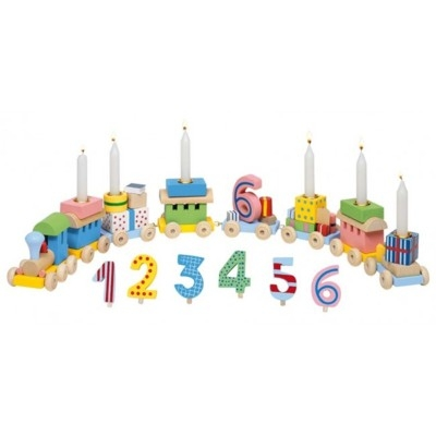Presenttips till 1-åring - födelsedagståg