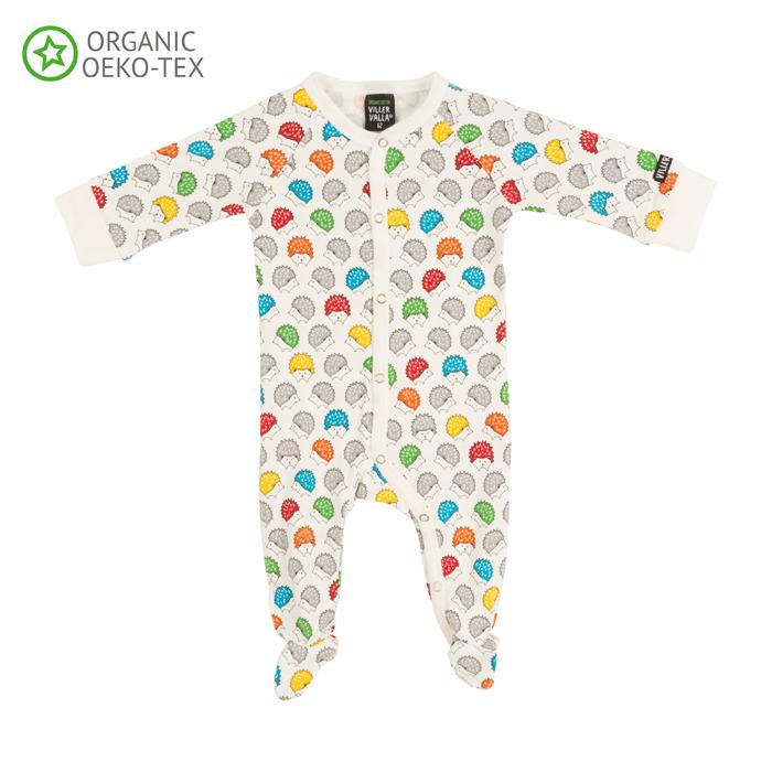 Barnkläder - Pyjamas Villervalla igelkott