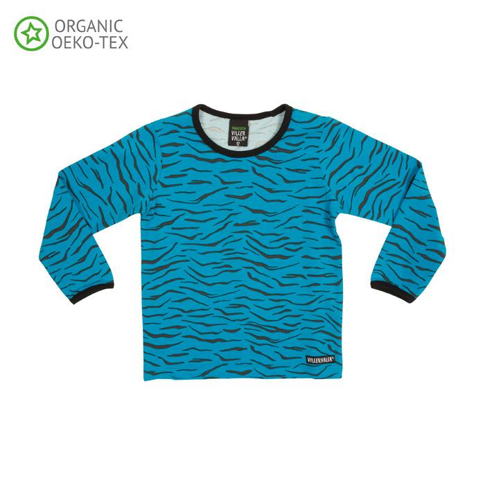 Barnkläder - Tigertröja från Villervalla