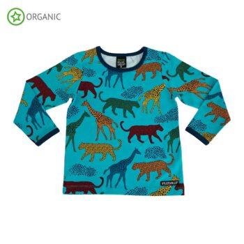 Långärmad t-shirt Villervalla