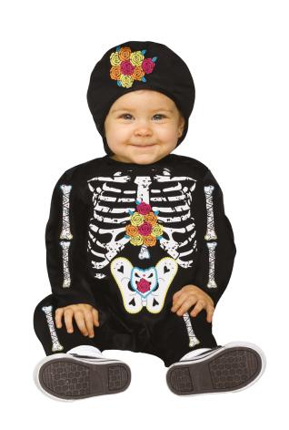 skelettdräkt
