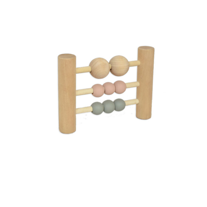 Wooden Abacus Kulram