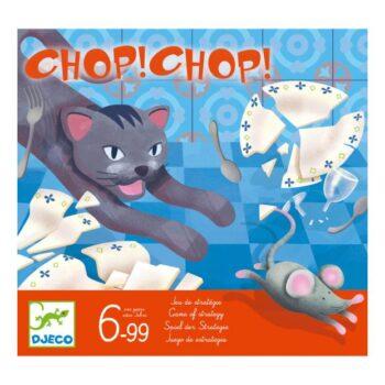 Chop! Chop! Spel