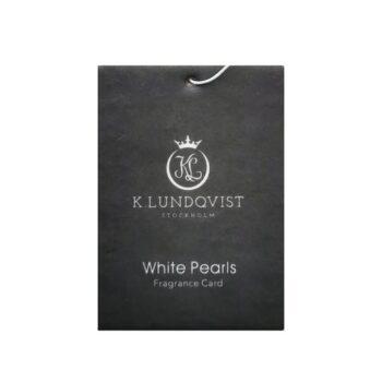 bildoft white pearls (nytvättad)