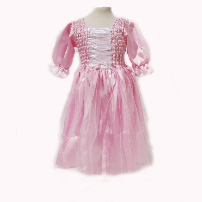 sezzan prinsessklänning rosa