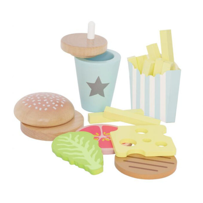 hamburger meal jabadabado