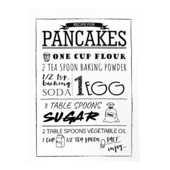 handduk pancakes