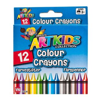 färgkritor