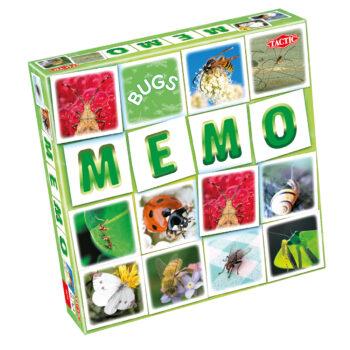 memo insekter