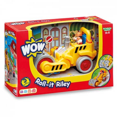 Roll it Riley