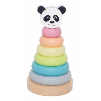 stapelleksak panda jabadabado