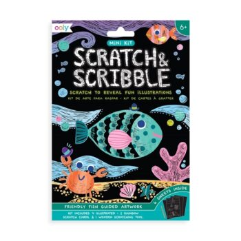 Mini-Scratch-and-Scribble-Scratchboard-Art-Kit-Friendly-Fish