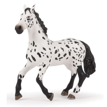 Häst Appalosa, stor