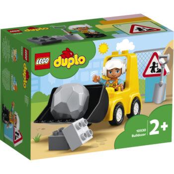duplo bulldozer 10930