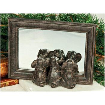 elefanter i spegel 47825