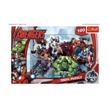Avengers 100 bitar