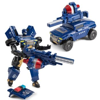 Transformers robot bil
