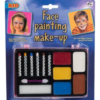 ansiktsfärg