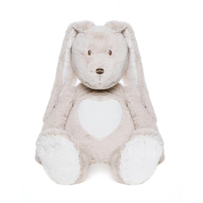 teddy Kanin xl grå