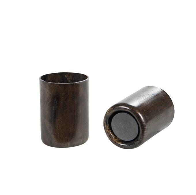 ljushållare magnet brun