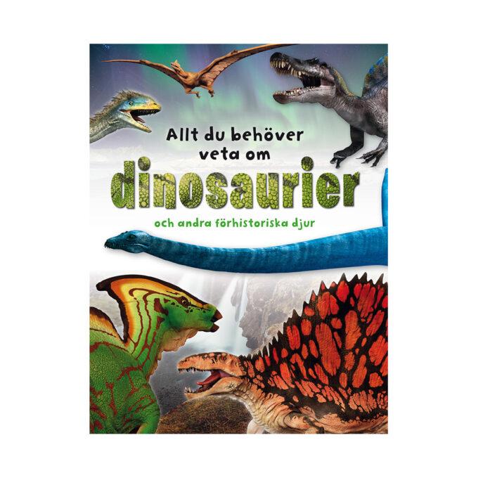 allt du behöver veta om dinosaurier och andra förhistoriska djur