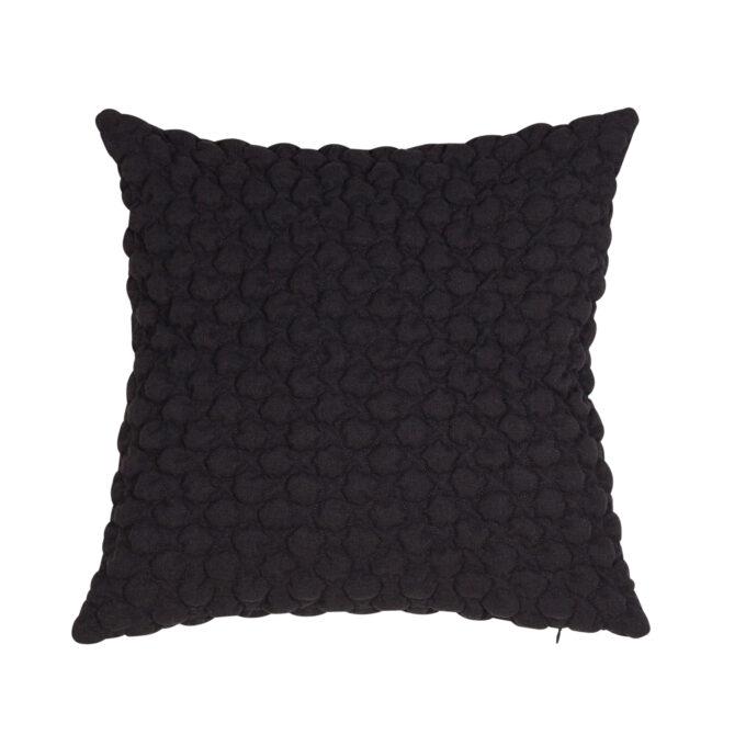 Bubbel Kuddfodral svart