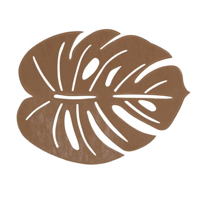 Laos Tablett brun