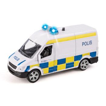 Polis van
