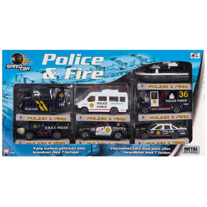 speed set polis
