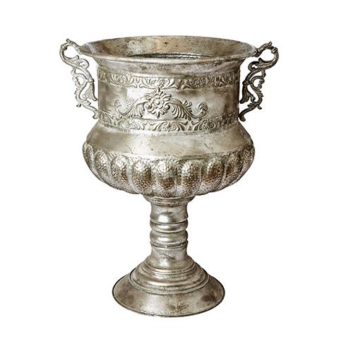 chantal kruka urna silver