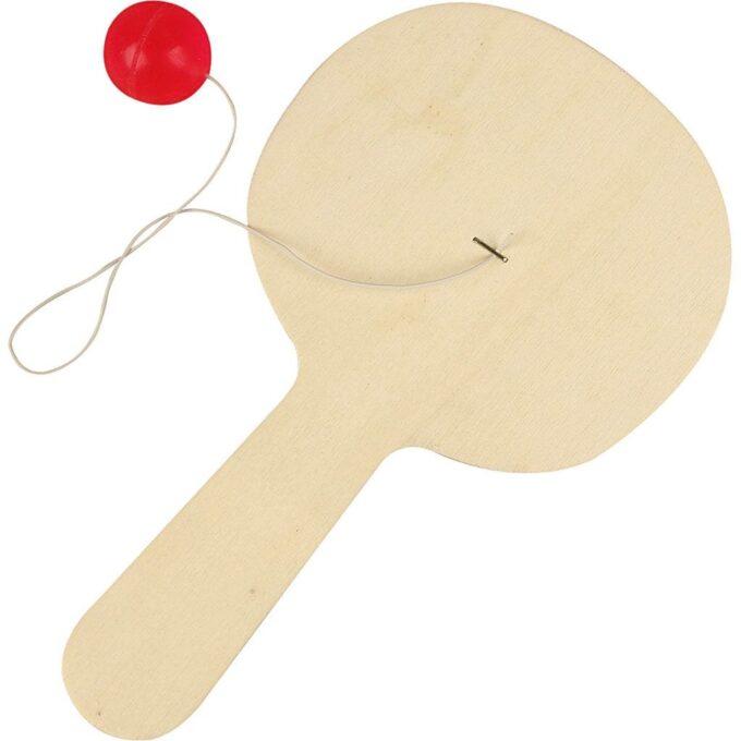 Racket med boll