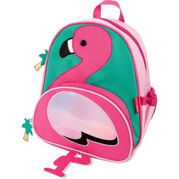 ryggsäck flamingo