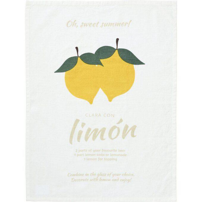 handduk lemon