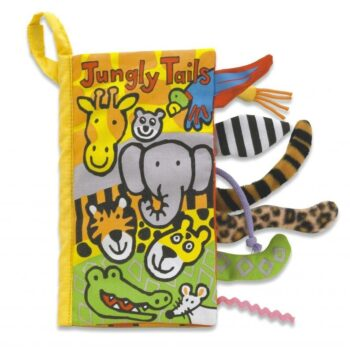 Tails Jungly Book