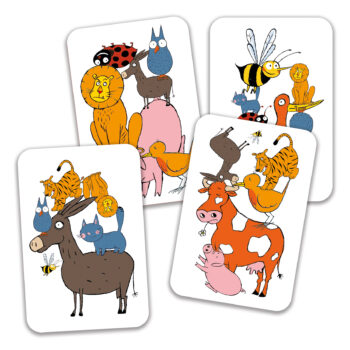 bataflash kortspel
