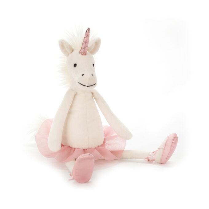 dancing unicorn