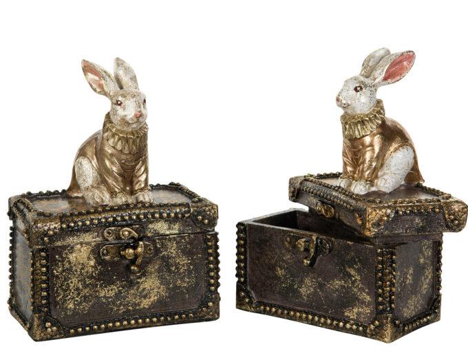 skrin med kanin