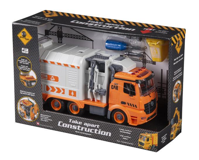 Speed Truck sopbil