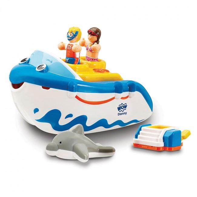 dannys diving båt