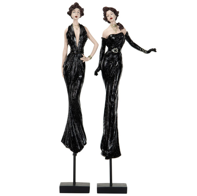 Ladies Elegant svart